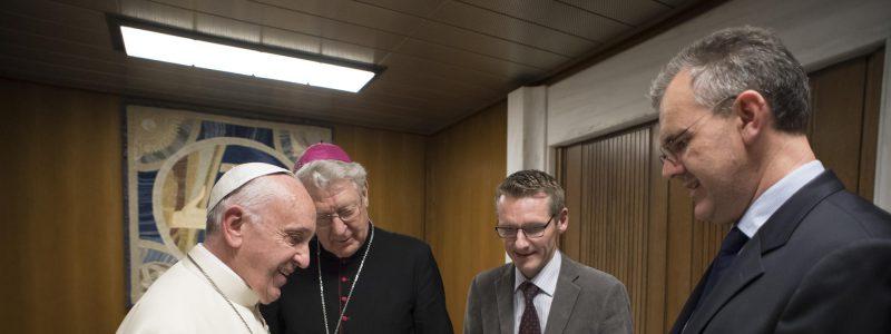 Bijzonder interview met de Paus